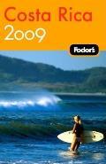 Fodors Costa Rica 2009
