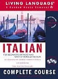 Living Language Italian Complete Course Revised Edition