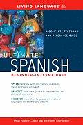 Ultimate Spanish Beginner Intermediate Book