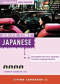 Drive Time Japanese Learn Japanese While You Drive