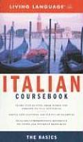 Ll Italian Coursebook Basic Inte 2005 Edition