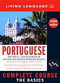 Complete Portuguese: The Basics (CD) with CD (Audio) (Living Language Complete Courses)