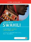 Swahili Complete Course for Beginners (World Languages)
