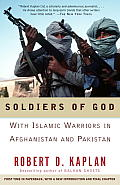 Soldiers of God: With Islamic Warriors in Afghanistan and Pakistan (Vintage Departures) Cover