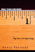 Small Things Considered: Why There Is No Perfect Design Cover