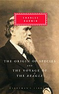 The Origin of Species and the Voyage of the 'Beagle' Cover