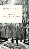 Through the Children's Gate: A Home in New York Cover