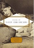 Poems of Sleep and Dreams (Everyman's Library Pocket Poets) Cover