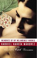Memories of My Melancholy Whores: A Novel Cover