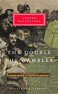 The Double and the Gambler (Everyman's Library) Cover