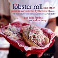 The Lobster Roll: And Other Pleasures of Summer by the Beach Path Cover
