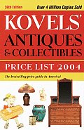 Kovels Antiques & Collectibles 2004 36th Edition