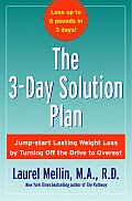 3 Day Solution Plan Jump Start Lasting Weight Loss by Turning Off the Drive to Overeat Burst Lose Up to 6 Pounds in 3 Days