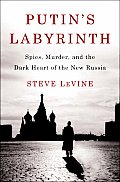 Putin's Labyrinth: Spies, Murder, and the Dark Heart of the New Russia Cover