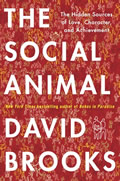 The Social Animal: The Hidden Sources of Love, Character, and Achievement Cover