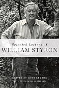 Selected Letters of William Styron Cover