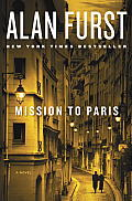 Mission to Paris Cover