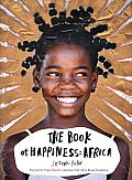 The Book of Happiness: Africa Cover