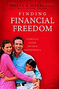 Finding Financial Freedom: A Biblical Guide to Your Independence Cover