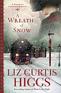 A Wreath of Snow: A Victorian Christmas Novella Cover