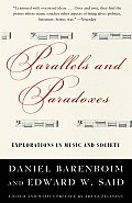 Parallels and Paradoxes: Explorations in Music and Society Cover