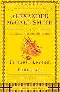 Friends, Lovers, Chocolate (Isabel Dalhousie Mysteries) Cover