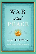 War and Peace (Vintage Classics) Cover