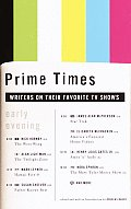 Prime Times Writers On Their Favorite Tv