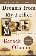 Dreams from My Father: A Story of Race and Inheritance Cover