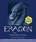 Eragon Unabridged CD Cover