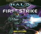 Halo #03: First Strike Cover