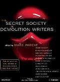 The Secret Society of Demolition Writers Cover