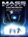 Mass Effect: Ascension (Mass Effect) Cover