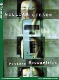 Pattern Recognition (Library Edition) Cover
