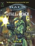 The Fall of Reach (Library Edition) (Halo) Cover