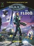 The Flood (Library Edition) (Halo) Cover