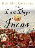 The Last Days of the Incas Cover