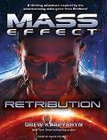 Mass Effect: Retribution (Mass Effect) Cover