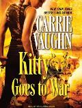 Kitty Goes to War (Kitty Norville) Cover