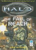 Halo #01: The Fall of Reach Cover
