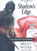 Shadow's Edge (Night Angel) Cover