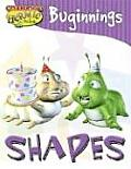 Shapes (Max Lucado's Hermie & Friends: Buginnings)