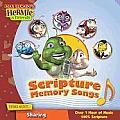 Scripture Memory Songs: Verses about Sharing (Max Lucado's Hermie & Friends) Cover