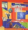 Bible ICB Student Discovery Bible A Journey Through Gods Word