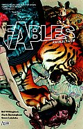 Fables #02: Animal Farm Cover