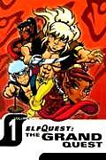 Elfquest: The Grand Quest #01 by Wendy Pini and Richard Pini