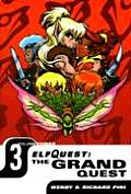 Grand Quest 03 Elfquest