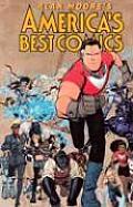Alan Moore's America's Best Comics by Alan Moore