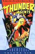 Thunder Agents Archives 6