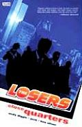 The Losers #04: Close Quarters